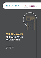Top 10 ways to make ATMs accessible